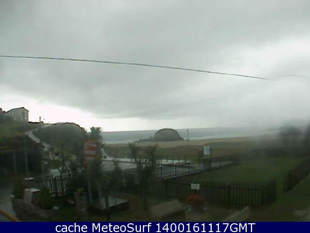 webcam Playa de Penarronda Eo-Navia