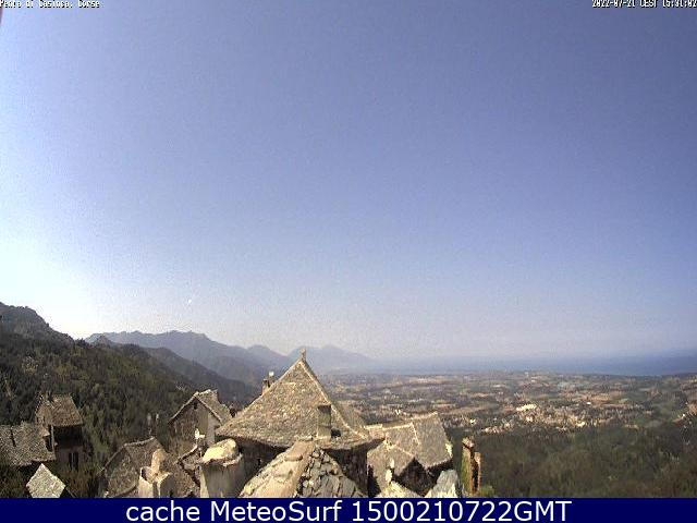 webcam Penta di Casinca Haute-Corse