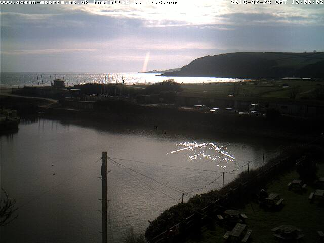 webcam Pentewan South West