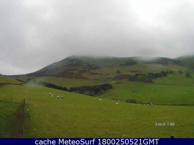 webcam Pentland Hills Midlothian