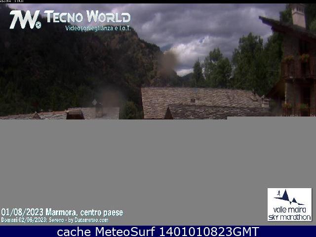 webcam Marmora Cuneo