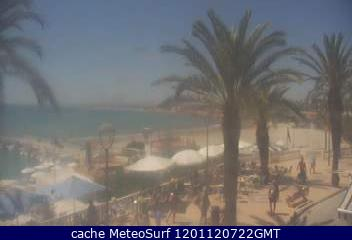 webcam Pilar de la Horadada Alicante