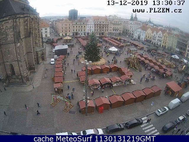 webcam Pilsen Pilsen District