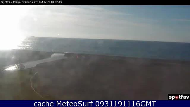 webcam Playa Granada Motril Granada