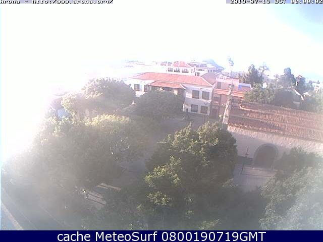 webcam Plaza de Arona Santa Cruz de Tenerife