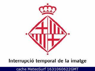 webcam Plaza Pasos Catalans Barcelona