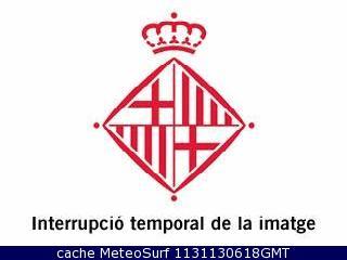 webcam Plaza Pau Vila Barcelona