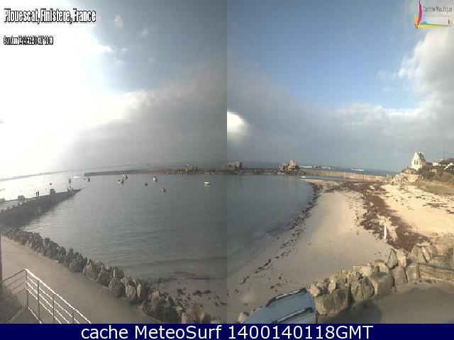 webcam Plouescat Finistère