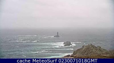 webcam Pointe du Raz Finistère