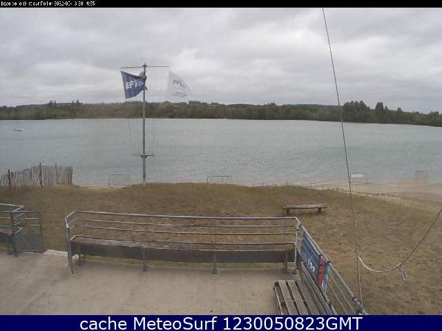 webcam Lac de Saint-Cyr Vienne