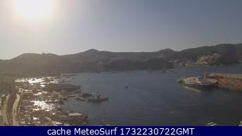webcam Ponza Latina