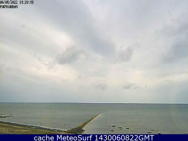 webcam Portgordon Moray