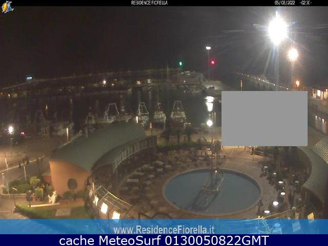 webcam Porto di Cattolica Rimini