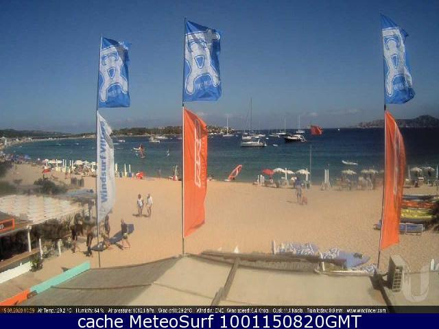 webcam Porto Pollo Hotel Olbia-Tempio