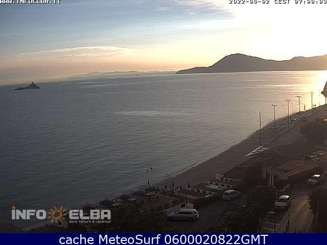 webcam Portoferraio Livorno