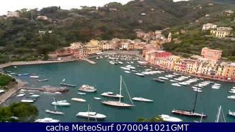 webcam Portofino Genova