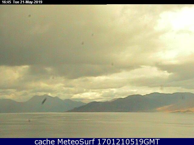 webcam Portree Highland