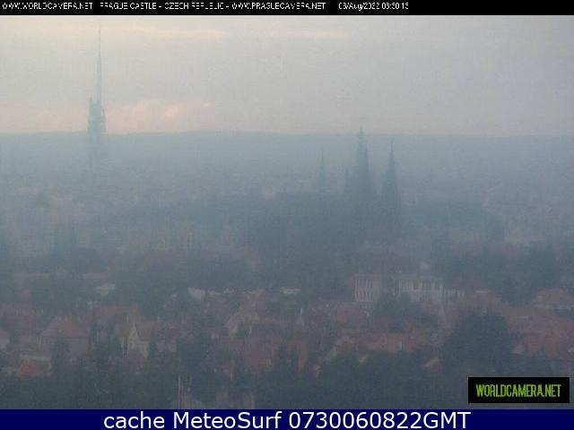 webcam Stare Mesto Praga Prague District