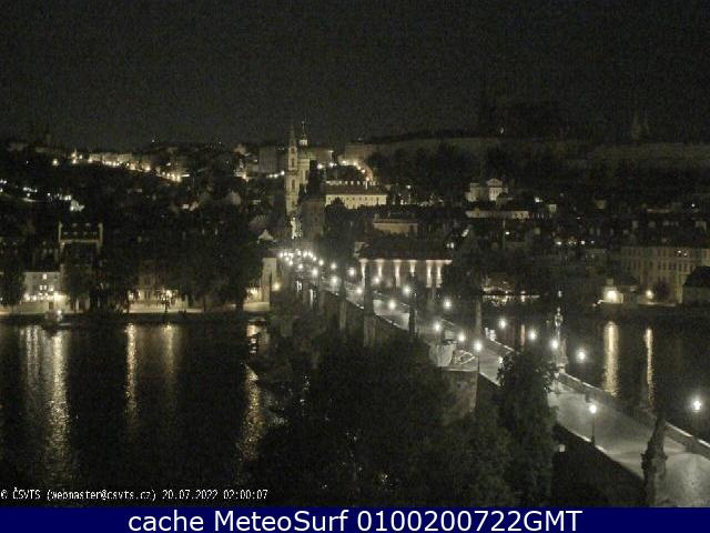 webcam Praga Prague District