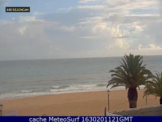 webcam Praia da Luz Faro