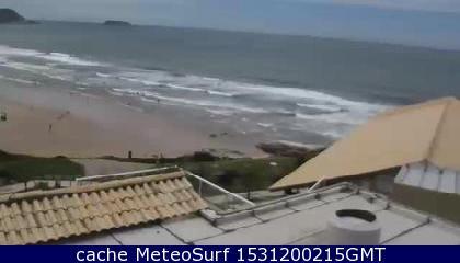 webcam Praia do Santinho Florianópolis
