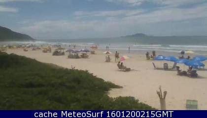 webcam Praia dos Ingleses Hotel Florianópolis