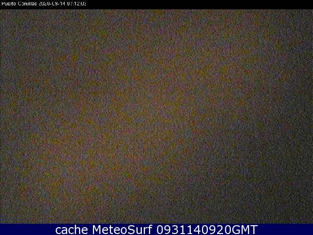 webcam Puerto Comillas Costa Occidental