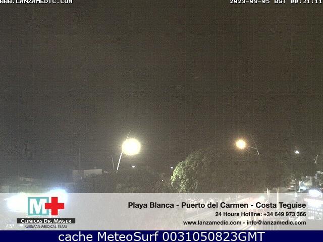 webcam Puerto del Carmen Las Palmas