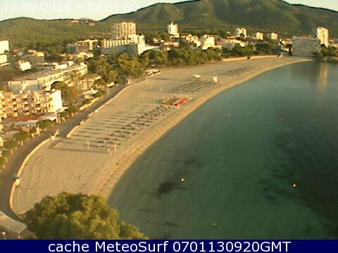 webcam Puerto Deportivo Altea Alicante