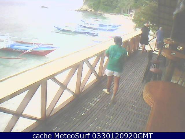 webcam Puerto Galera Mindoro Oriental