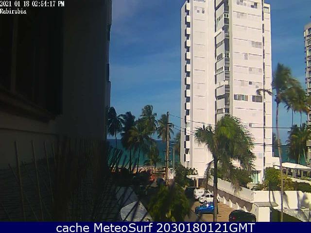 webcam Fajardo Sardinera