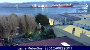webcam Ushuaia Puerto Ushuaia