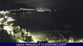 webcam Punta del Hidalgo Santa Cruz de Tenerife