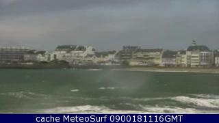 webcam Quiberon Port Maria Morbihan