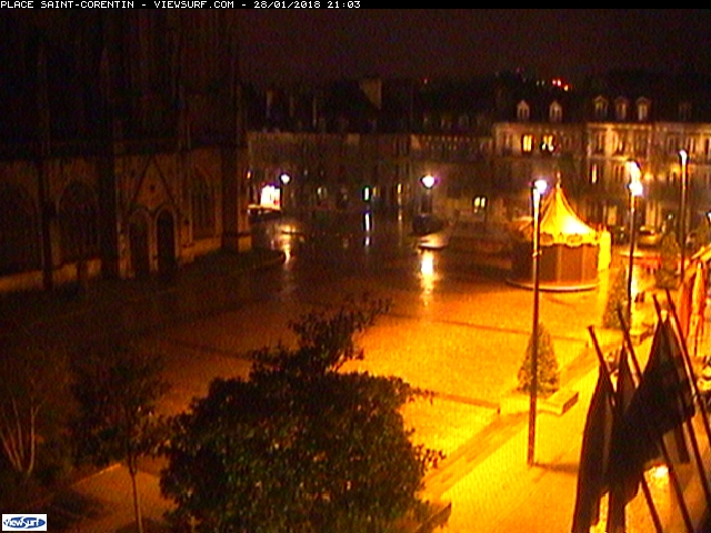webcam quimper centre camaras web quimper centre en directo. Black Bedroom Furniture Sets. Home Design Ideas