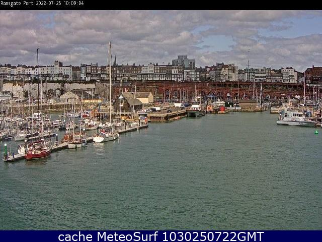 webcam Ramsgate South East