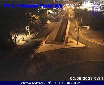 webcam Recinto Ferial Santa Cruz Santa Cruz de Tenerife