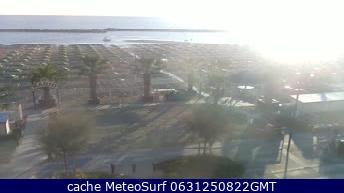webcam Miramare Rimini Rimini