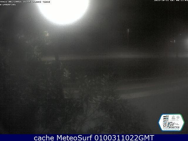 webcam Riomaggiore La Spezia