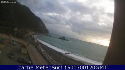 webcam Riva Trigoso Genova