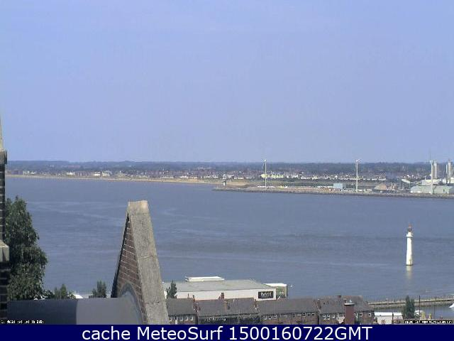 webcam River Mersey Liverpool Area North West