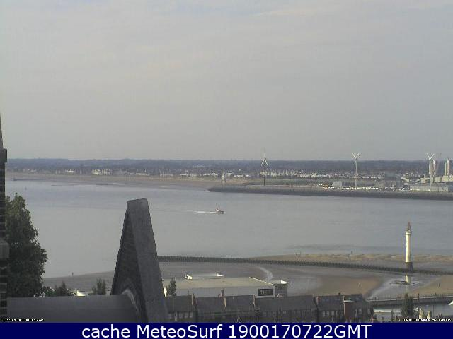 webcam River Mersey Liverpool Area Merseyside