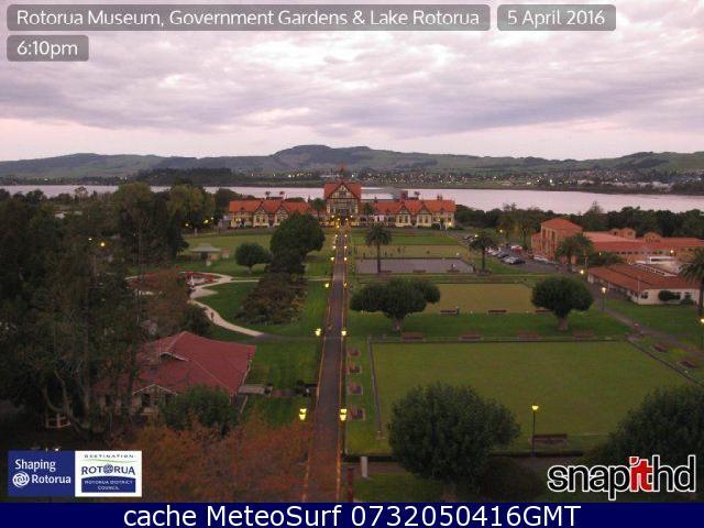 webcam Rotorua Rotorua