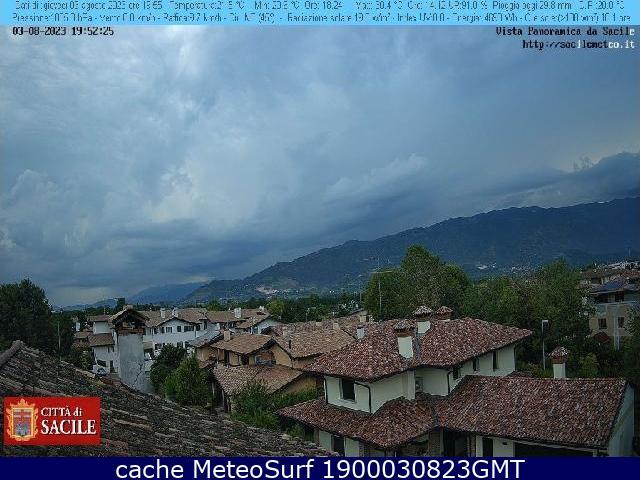 webcam Sacile Pordenone