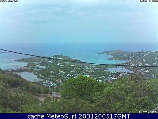 webcam Saint Barth Saint Barthélemy