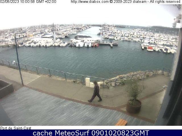 webcam Saint Cast Côtes-d'Armor