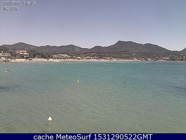 webcam Saint-Cyr-sur-Mer Var