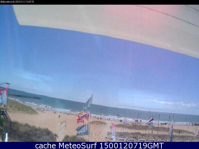 webcam Saint Jean de Monts Vendée