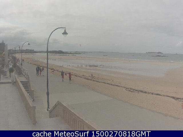 webcam Saint Malo Hotel Ille et Vilaine