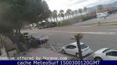 webcam Golfe Saint-Tropez Var
